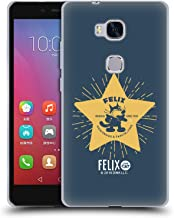 Official Felix The Cat Star Vintage Soft Gel Case Compatible for Huawei Honor 5X / GR5