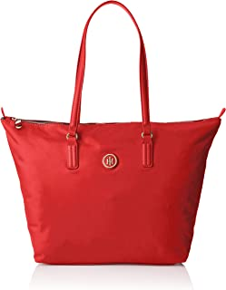 Tommy Hilfiger Tote Bag for Women-Red