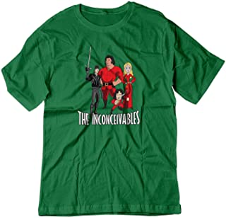 Men's The Inconceivables Incredibles Princess Bride Shirt