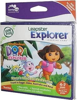 Best dora the explorer leapster Reviews