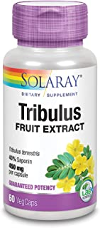 Solaray Tribulus 450mg   60 VegCaps