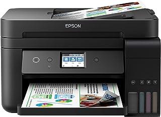 Epson C11Cg19401 Ecotank Et-4750 3-In-1 Inktstraal Multifunctioneel Inkjetprinter, Zwart