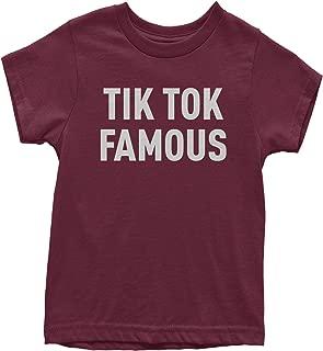 TIK Tok Famous Youth T-Shirt