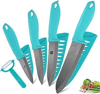 Couteau en céramique 3 4 5 6 pouces cuisine Couteau Slicing fruits légumes zircons lame noire Couteaux de cuisine Outils d...