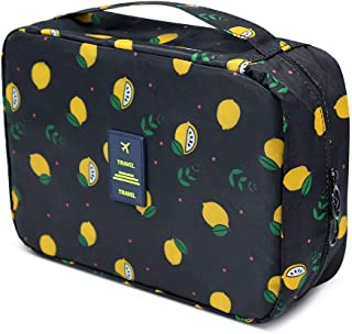 トラベルポーチ 吊り下げ トイレタリーバッグ 化粧バッグ 洗面用具入れ バスルームポーチ フック付き コンパクト 容量 旅行 出張用
