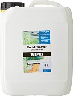 Wepos Mould remover Chlorine Free, 5L