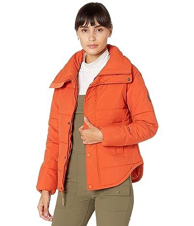 Burton Heyland Jacket (Burnt Ochre) Women
