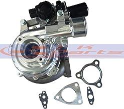 TKParts New CT16V 17201-30150 17201-30180 electric actuator Turbo Charger For For TOYOTA Landcruiser Hilux KZJ90 KZJ95 D4D ViGO 1KD-FTV 3.0L 171HP
