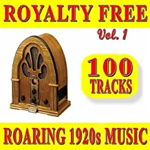 Royalty Free Roaring 1920S Music, Vol. 1 Special Edition (100 Tracks)