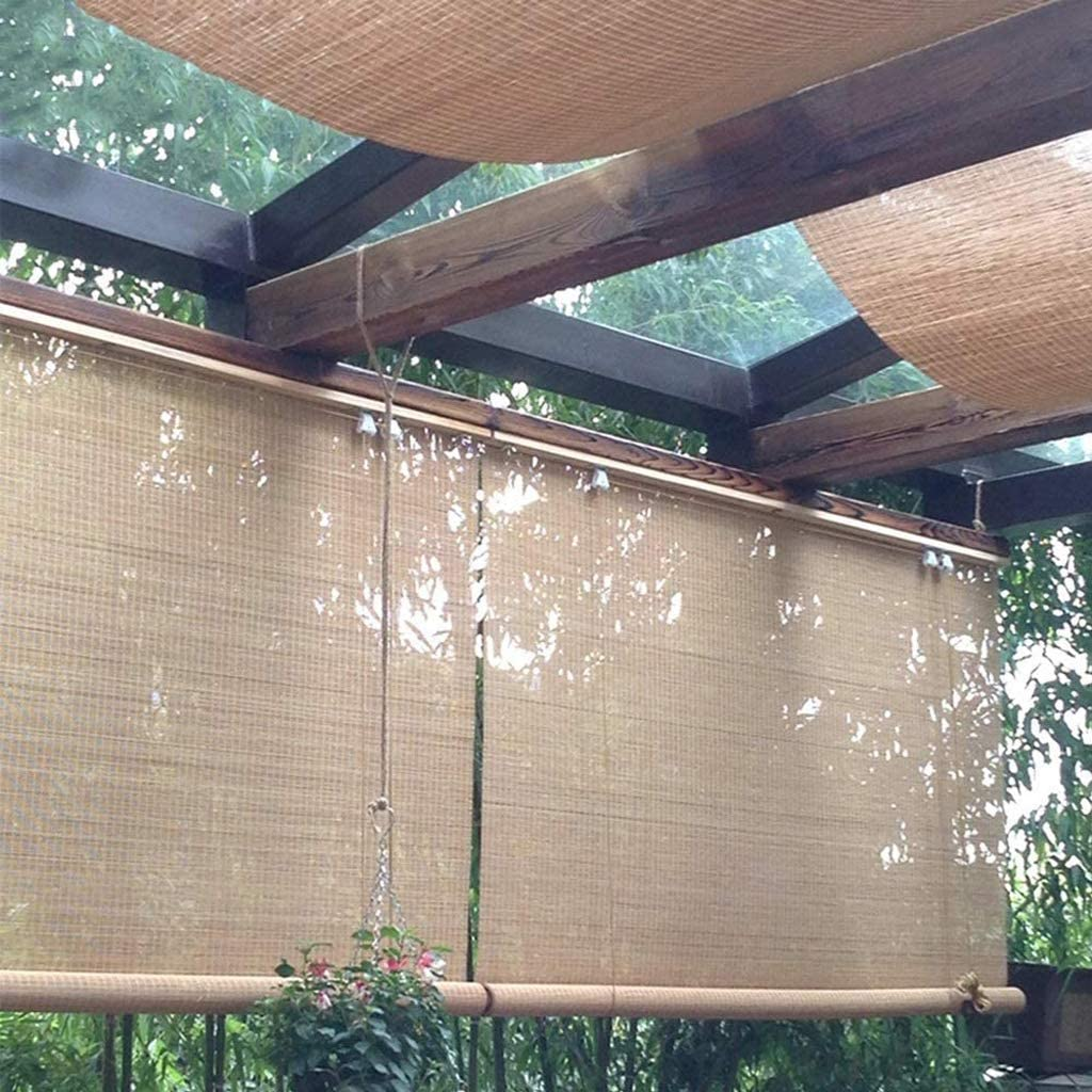 curtain YLY Premium Our shop OFFers the best service Top Exterior Blinds Shades Outdoor Max 75% OFF Pa Roller