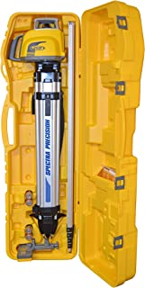 Spectra Precision Laser LL300-1 Automatic Self-leveling Laser Level, 10-Inch Grade Rod (tenths) & Tripod Kit