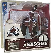 McFarlane Toys NHL Series 10 - David Aebischer Colorado Avalanche