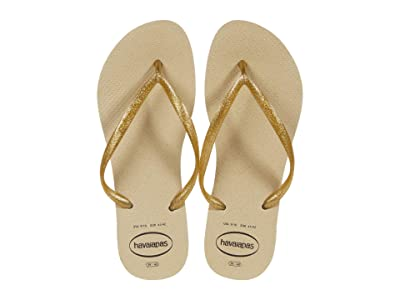 Havaianas Slim Gloss Flip-Flop