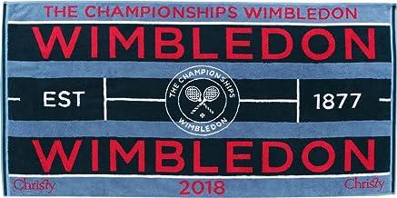 ウィンブルドン(Wimbledon) ウィンブルドン公式 タオル チャンピオンシップタオル 41076955 ペトロール