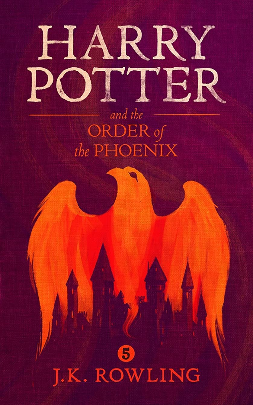 発言する水族館好みHarry Potter and the Order of the Phoenix (English Edition)