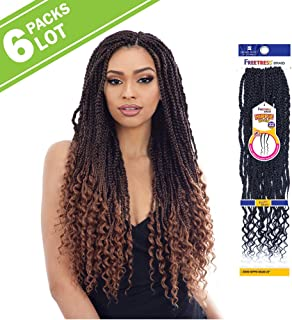 Best freetress synthetic braid micro senegalese twist Reviews