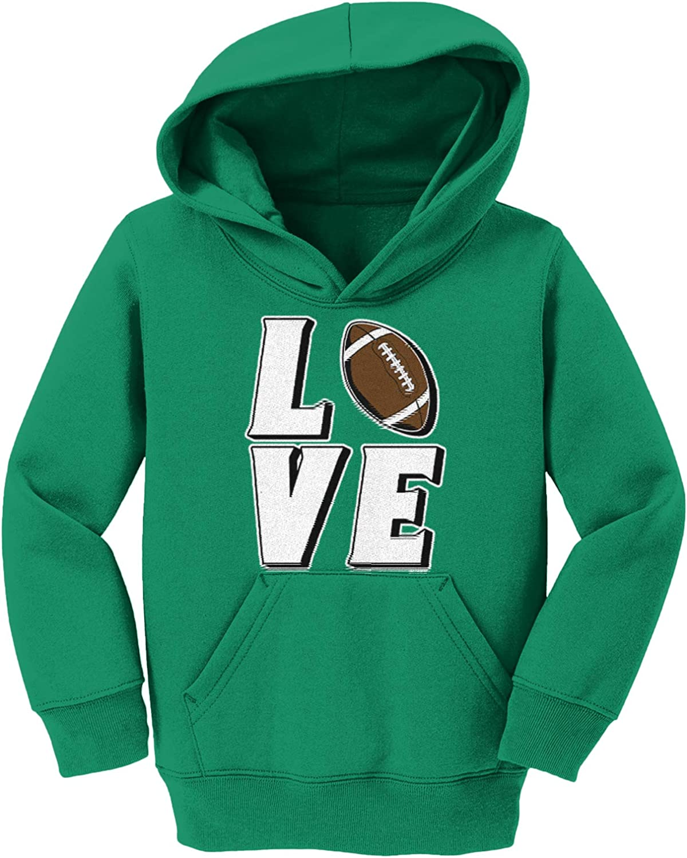 Superior Love Football - Sports Future Youth Fleece Toddler Athlete Hoodi Max 63% OFF