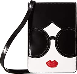 Carla Staceface Phone Case Crossbody
