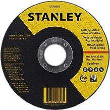 عجلة قطع 4 1/2 انش عدد 25 من ستانلي