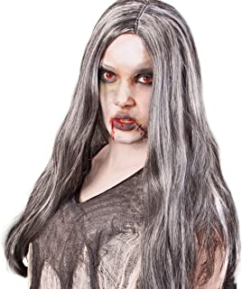 Miss Zombie Perücke NEU Karneval Fasching Perücke Haare