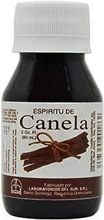 Dr Collado Espiritu De Canela Cinammon Oil 2 Oz.