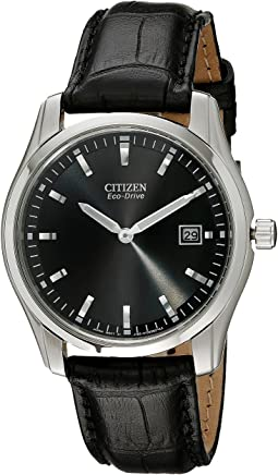 b4d82595f0c Black Silver Black. 240. Citizen Watches. AU1040-08E Eco Drive Watch.   131.25MSRP   175.00