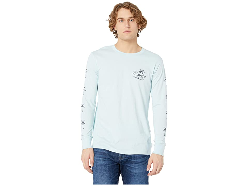 Billabong Surf Club Long Sleeve (Coastal Blue) Men's Clothing