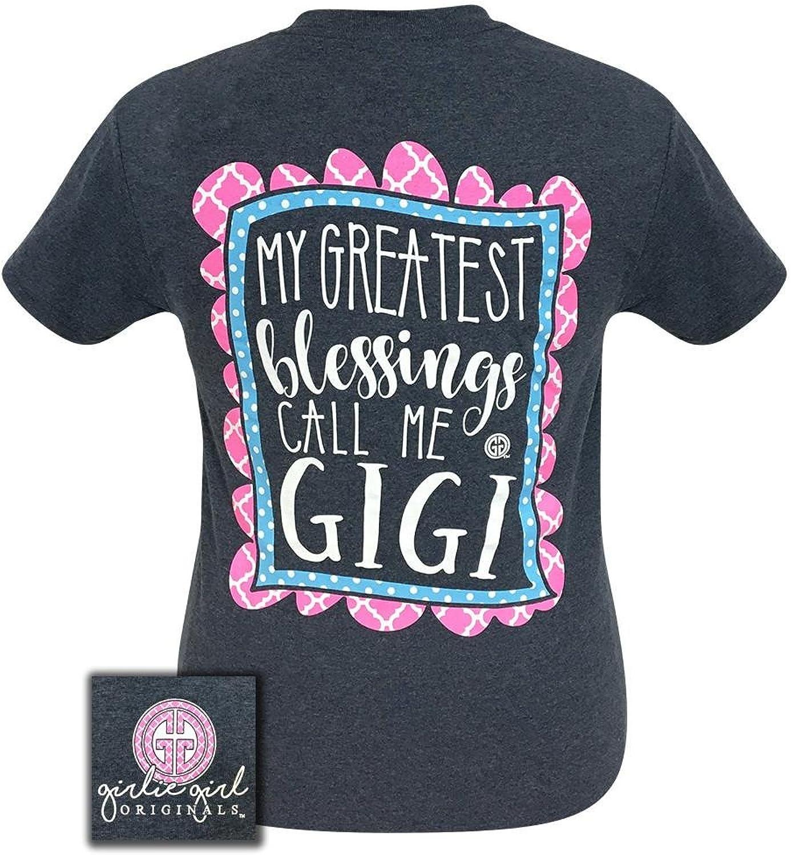 Girlie Girl Gigi Blessings Short Sleeve TShirt