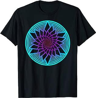 Sacred Geometry Shirt - Psychedelic T Shirt - Mandala Shirt