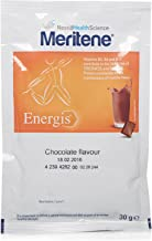 Nestle 30 g Chocolate Meritene Energis Shake – Pack of 15 Estimated Price : £ 20,98
