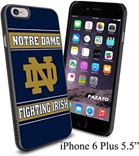 NCAA ND NOTRE DAME FIGHTING IRISH , Cool iPhone 6 Plus (6+ , 5.5