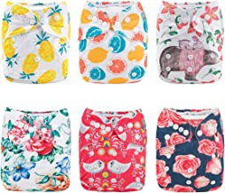 pop in cloth diapers
