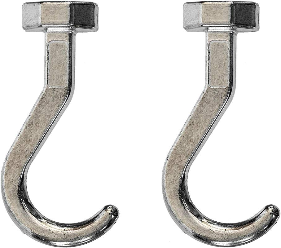 Glideware 3 Inch Extra Pot Hooks Pack Of 2