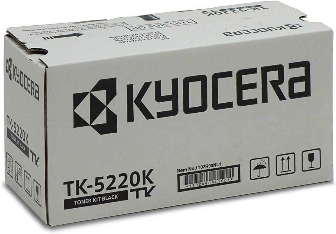 Kyocera Tk 5230k Original Toner Kartusche Schwarz 1t02r90nl0 Für Ecosys M5521cdn Ecosys M5521cdw Ecosys P5021cdn Ecosys P5021cdw Amazon Dash Replanishment Kompatibel Bürobedarf Schreibwaren