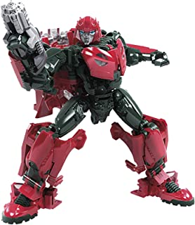Transformers Toys Studio Series 64 Deluxe Bumblebee Movie Cliffjumper Action Figure - Kids Ages 8 and Up, 4.5-inch