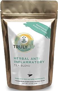AIP Herbal Tea - AutoImmune Protocol Compliant & Caffeine Free Anti Inflammatory Food - Whole 30, Paleo Friendly - All Nat...