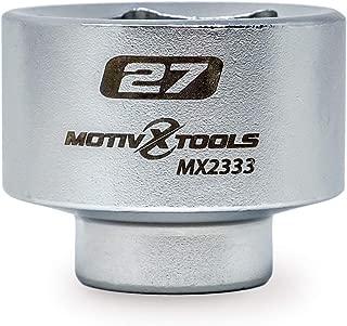 Best 27mm oil pressure socket Reviews