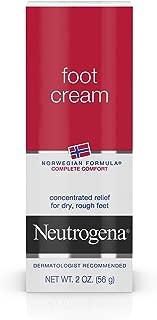 Neutrogena Norwegian Formula Moisturizing Foot Cream, 2 Oz.