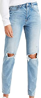 American Eagle Womens Mom Jean, Cool Classic
