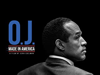 O.J.: Made in America Season 1 A 30 for 30 Documentary Event