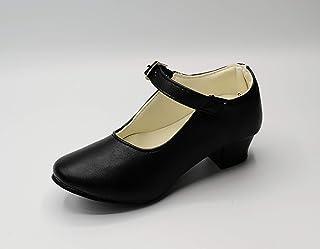 Costumizate! Zapatos de Baile Flamenco con Diferentes Tallas Desde niña a Mujer.