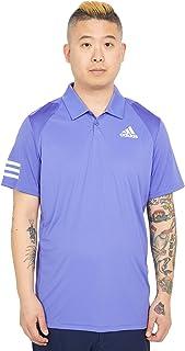 adidas Men's 3-Stripes Club Polo Shirt