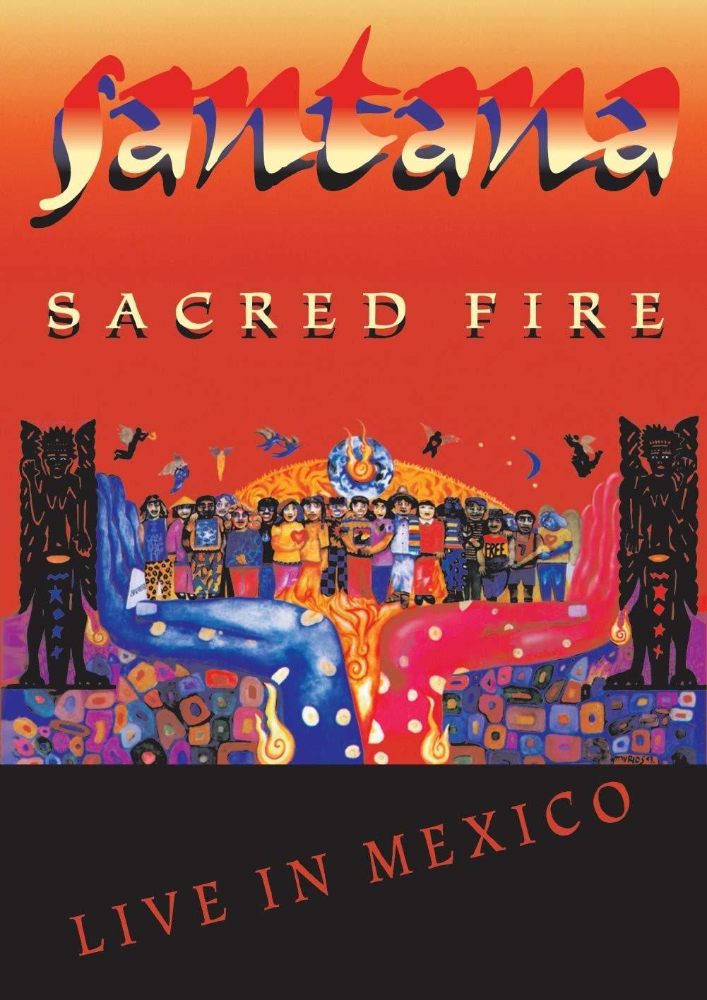 Santana - Sacred Fire - Live in Mexico [DVD]