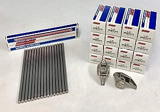 Elgin Industries Stock Rocker Arms & Pushrods compatible with 1997-2012 GM 4.8L 5.3L 5.7L 6.0L Vortec Engines