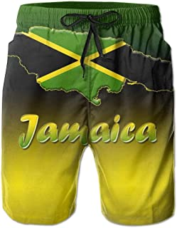 a554fe73dac3 khgkhgfkgfk Men's Boardshort Beach Jamaica Shorts Swim Trunks Casual Shorts.