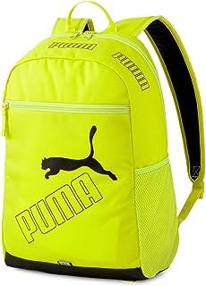 PUMA Phase Backpack II Nrgy Yellow