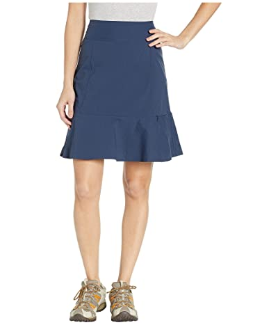 Royal Robbins Discovery II Skirt (Deep Blue) Women