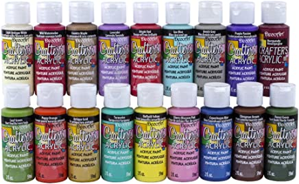 featured product CRAFTER'S ACRYLIC POPULAR PICKS SAMPLER SET