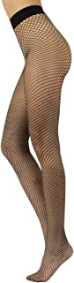 FISHNET PANTYHOSE LOW WAIST WITH COMFORT WAISTBAND | FASHION HOSIERY | MADE IN ITALY