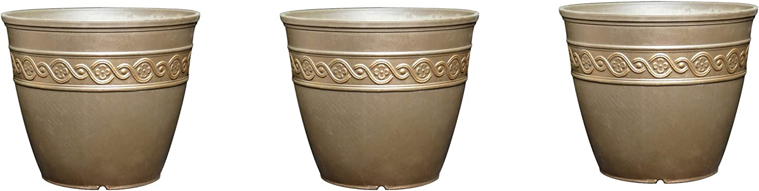 Classic Home Topics on TV and Garden Corinthian Collection 9408CP3D-238 Plant In a popularity